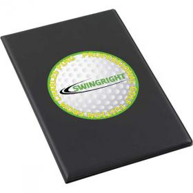 E147 PVC Golf Score Card Holder