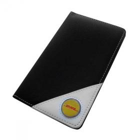 E147 Faux Leather Scorecard Holder