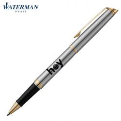 Cheap Stationery Supply of E047 Waterman Hemisphere Steel Rollerpen Office Statationery