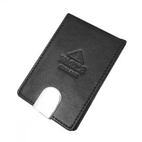 E099 Geneva Leather Business Card Case