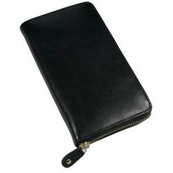 Cheap Stationery Supply of E098 Eco Verde Leather Purse Office Statationery